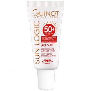GUINOT CRÈME SOLAIRE ANTI-AGE YEUX SPF 50+ 15ml Protección solar muy alta - contorno de ojos