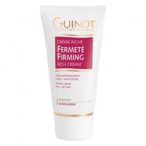 GUINOT CREME RICHE FERMETE FIRMING CREMA 50ml tratamiento reafirmante / piel deshidratada / seca