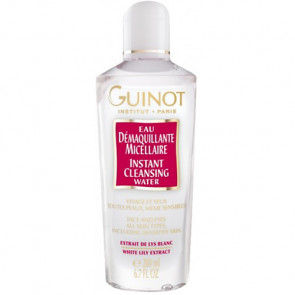 GUINOT EAU DEMAQUILLANTE MICELLAIRE 200ml desmaquillante / todo tipo de pieles, incluso sensibles