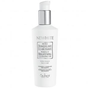 GUINOT NEWHITE HUILE DEMAQUILL- ECLAIRCI ACEITE 200ml emulsión láctea / limpia la piel de impurezas y del maquillaje