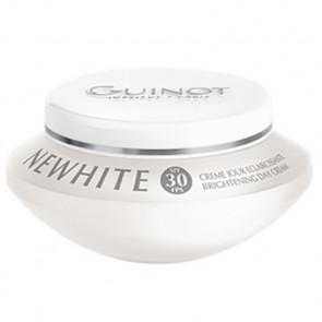 GUINOT NEWHITE CREME JOUR SPF 30 CREMA 50ml aclara el cutis / protección de rayos UV