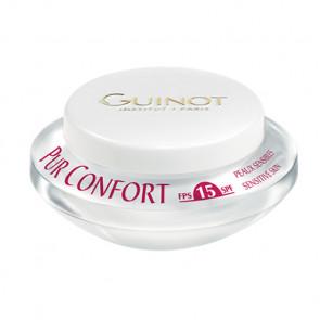 GUINOT PUR CONFORT SPF 15 CREMA 50ml protectora y calmante
