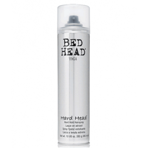TIGI BED HEAD HARD HEAD LACA 400ml fijacion fuerte