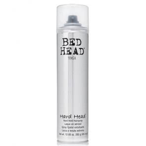 TIGI BED HEAD HARD HEAD LACA 400ml fijacion fuerte