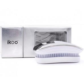 IKOO POCKET OYSTER METALLIC - Cepillo para desenredar el pelo (para viaje)