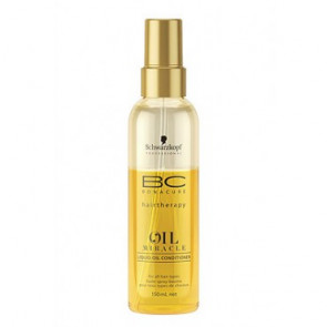 SCHWARZKOPF BC OIL MIRACLE SPRAY 150ml acondicionador