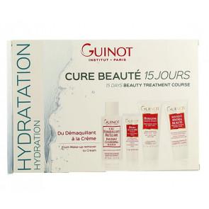 GUINOT HYDRATION CURE BEAUTE 15 JOURS 65ml Hidratacion facial piel (Viaje)