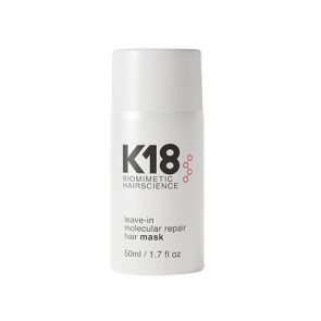 k18 MOLECULAR LEAVE-IN MOLECULAR REPAIR HAIR MASK 50 ml - mascarilla reparadora