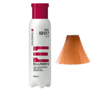 ELUMEN LIGHT KB@7 200ml Color cobrizo marron