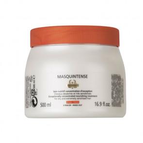 KÉRASTASE NUTRITIVE MASQUINTENSE IRISOME 500ml / mascarilla / nutrición profunda / cabello grueso y seco