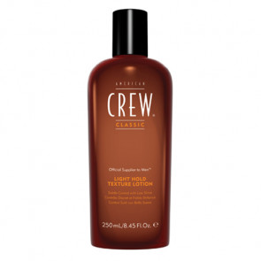 AMERICAN CREW LIGHT HOLD TEXTURE 250ml LOCIÓN / control suave del cabello