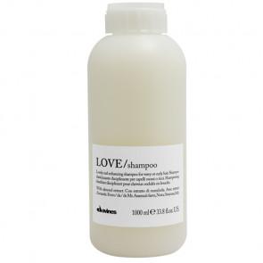 DAVINES ESSENTIAL HAIRCARE LOVE CHAMPU 1000ml  hidratante / potencia rizo