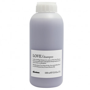 DAVINES ESSENTIAL HAIRCARE LOVE CHAMPU 1000ml  hidratante / estirante