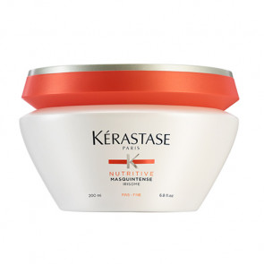 KÉRASTASE NUTRITIVE MASQUINTENSE IRISOME 200ml / mascarilla / nutrición profunda / cabello fino y seco