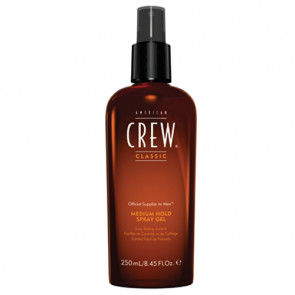 AMERICAN CREW MEDIUM HOLD 250ml / spray gel - control natural