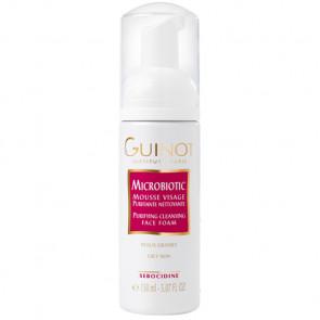 GUINOT MICROBIOTIC MOUSSE VISAGE ESPUMA 150ml purificante / limpiadora / piel grasa