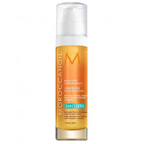 MOROCCANOIL SMOOTH BLOW-DRY CONCENTRATE 50ml / crema anti-encrespamiento para cabellos y puntas muy rebeldes