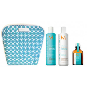 MOROCCANOIL VOLUME 550ml PACK 3 PRIMAVERA - VOLUMEN cabello fino