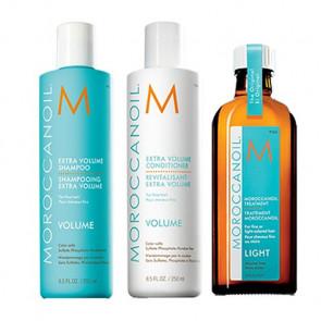 MOROCCANOIL VOLUME 600ml PACK 14 - VOLUMEN cabello fino / aceite argan lihgt