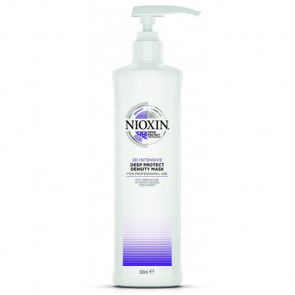 NIOXIN INTENSIVE TREATMENT DEEP REPAIR MASCARILLA 500ml cabello coloreado, seco o dañado