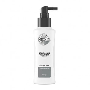 NIOXIN SCALP TRATAMIENTO CAIDA 1 - 100ml cabello natural, fino y con aspecto normal a fino