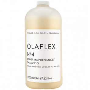OLAPLEX BOND MAINTENANCE CHAMPÚ Nº 4 2000 ml - Hidratante