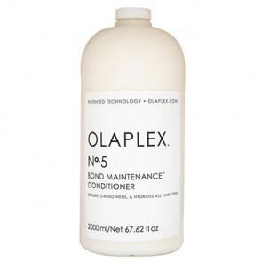 OLAPLEX BOND MAINTENANCE ACONDICIONADOR Nº 5 2000 ml - Reparador y antiencrespamiento