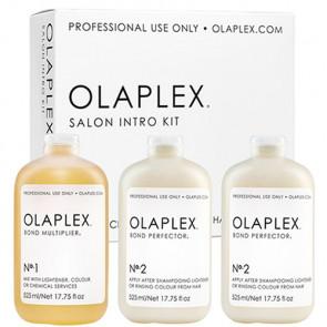 OLAPLEX SALON INTRO KIT - Tratamiento reparación