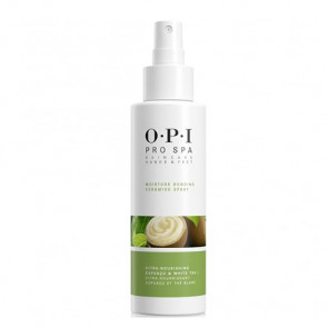 OPI PRO SPA MOISTURE BONDING CERAMIDE SPRAY 112ml / Spray ultraligero / refuerza la barrera hídrica / manos y pies