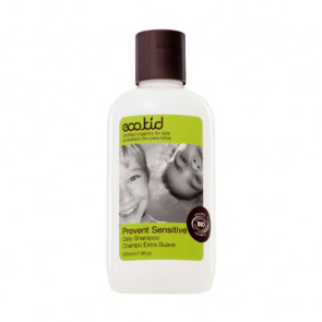 ECO KID PREVENT SENSITIVE CHAMPÚ 225ml / anti piojos y liendres /  especial niños
