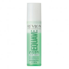 REVLON EQUAVE VOLUMIZING DETANGLING ACONDICIONADOR 200ml cabello fino