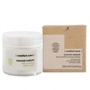 COMFORT ZONE SACRED NATURE BODY BUTTER 250 ml Crema corporal