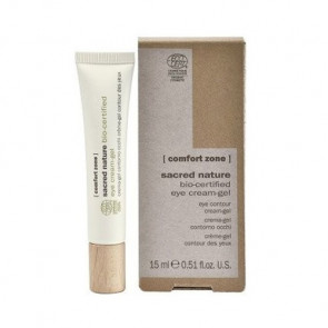 COMFORT ZONE SACRED NATURE EYE CREAM 15 ml Gel contorno ojos