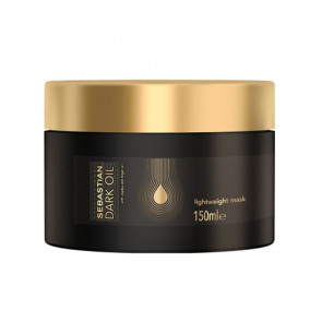 SEBASTIAN DARK OIL LIGHTWEIGHT MASCARILLA 150ml Cabello sedoso y brillante