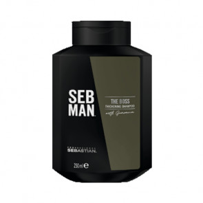 SEBASTIAN SEB MAN THE BOSS 250 ml - Champú espesante