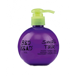 TIGI BED HEAD SMALL TALK CREMA 200ml aporta cuerpo,volumen y vigor