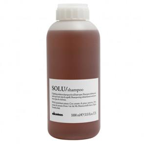 DAVINES ESSENTIAL HAIRCARE SOLU CHAMPÚ 1000ml / elimina residuos del cabello (refrescante)