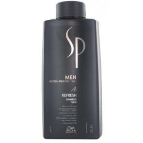 SP MEN REFRESH CHAMPU 1000ml cuerpo & cabello