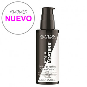 STYLE MASTERS DOUBLE OR NOTHING ENDLESS CONTROL 150ml / cera fluida / acabado flexible + control del peinado