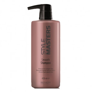 STYLE MASTERS SMOOTH CHAMPU 400ml / cabello liso