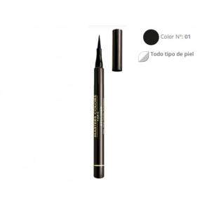 MASTERS COLORS STYLINER Color N° 01 1ml - Pincel marcador de ojos