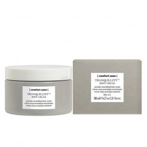 COMFORT ZONE TRANQUILLITY BODY CREAM 180 ml Crema aromática y nutritiva