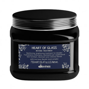 DAVINES HEART OF GLASS TRATAMIENTO 750 ml - cabello rubio