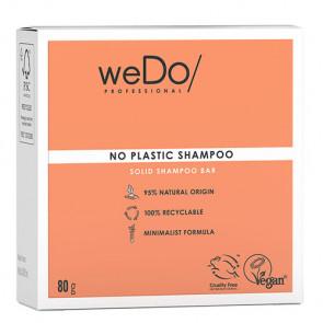 WEDO NO PLASTIC CHAMPÚ 80 gr - Todo tipo de cabello