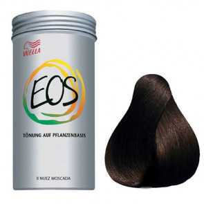 WELLA EOS Nº 2 NUEZ MOSCADA 120 gramos Coloración natural vegetal
