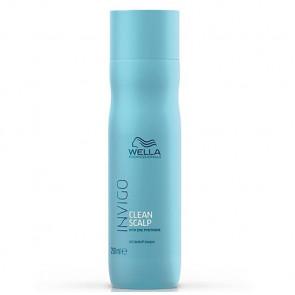 WELLA INVIGO BALANCE CLEAN CHAMPU 250 ml anticaspa cuero cabelludo