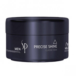 SP MEN PRECISE SHINE CERA 75ml definicion y brillo