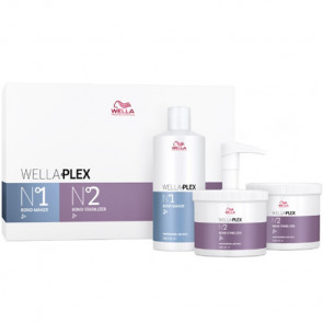 WELLAPLEX KIT BIG STEP 1 + 2 - (3 productos de 500ml)