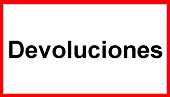 Devoluciones