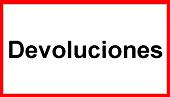 Devoluciones Wapa's